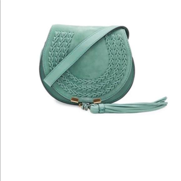 fb4a2db91f Chloe Bags   Brand New Marcie Mini In Happy Green   Poshmark